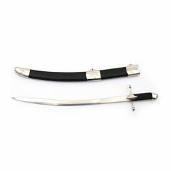 4'lü Minyatür Kılıç Seti Kadife Kutulu - Thumbnail