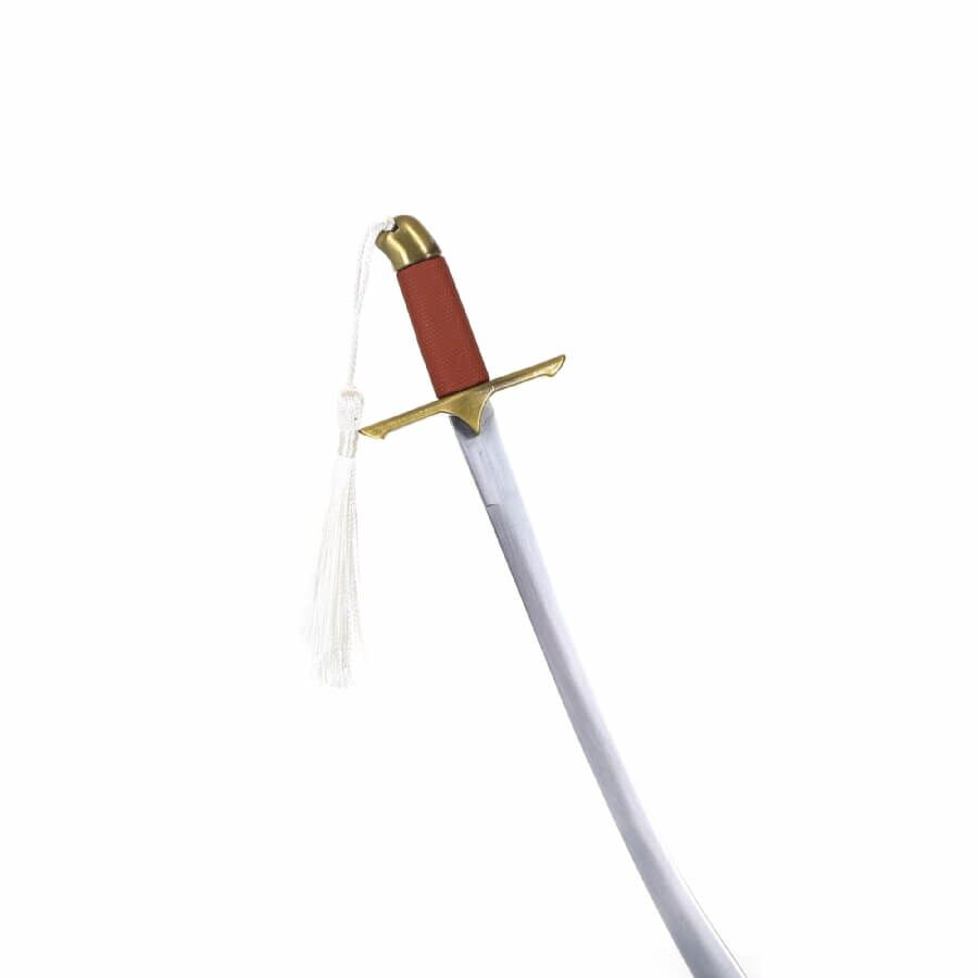 4'lü Minyatür Kılıç Seti Kadife Kutulu